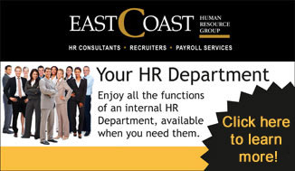 EastCoast HR Group - your HR department